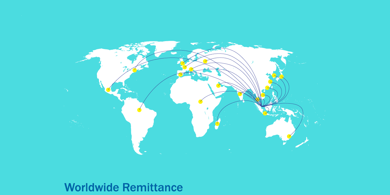 APP/Web Remittance